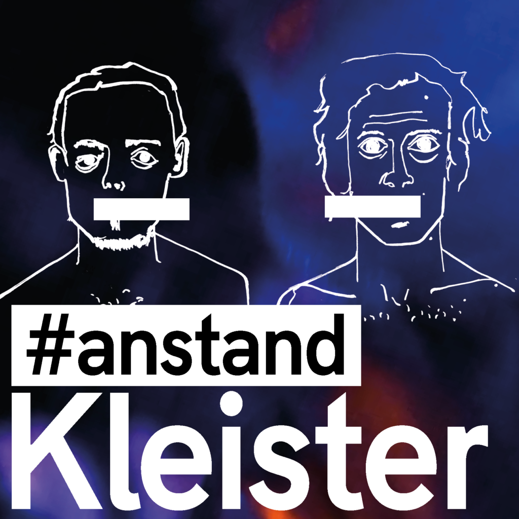 Cover Kleister EP #anstand